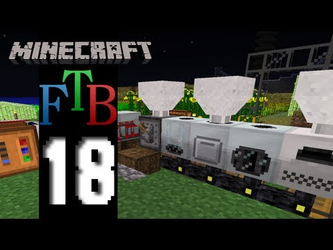 Minecraft Feed The Beast - S2E18 - Bugged Out