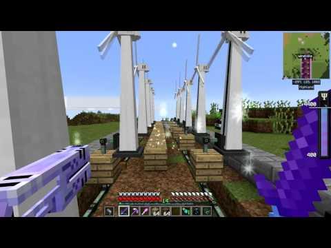 [ForgeServ 1.10.2] Episode 11 - Alternative Energy Production and Overclocker Upgrades