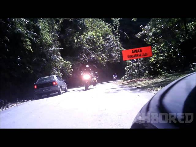 Ride: Jalan Lama Karak (4/5) Travel Video