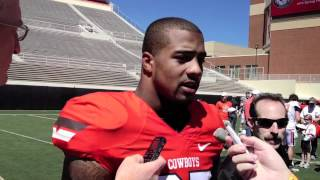 2012 Oklahoma State Spring Finale: Tracy Moore