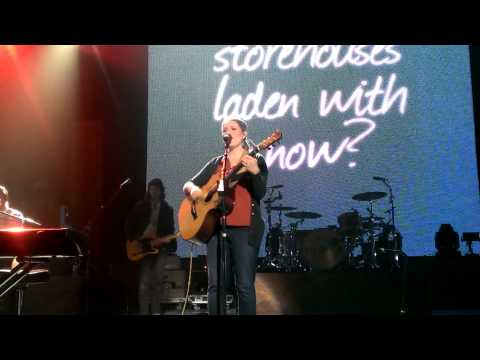 Laura Story - Indescribable - Fargo, ND 4/8/14