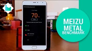 Meizu Metal - Benchmark