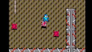 Mega Man 3 - Mega Man 3 Stage: Magnet Man - User video
