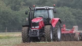 TraktorTV Folge 57 - Ein nagelneuer Massey Ferguson 7620 auf Testfahrt