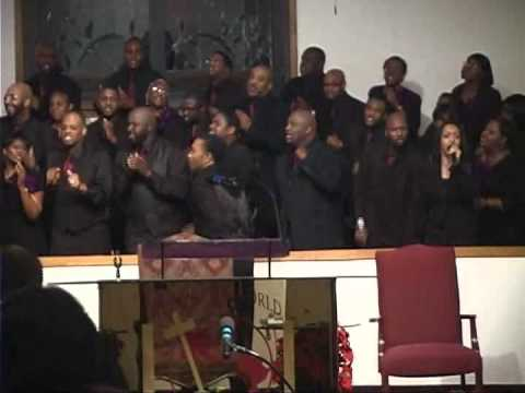 """Almighty God""  Whitehaven District Choir"