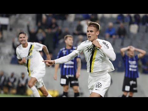 Sirius AIK Goals And Highlights