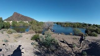 Marana Rock Disc Golf Course DGABros Episode #23 The Perimeter Course