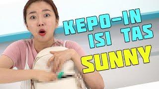 YUK KEPO-IN ISI TAS SUNNYDAHYE!
