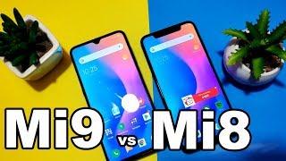 Xiaomi Mi9 vs Xiaomi Mi8 📱 PORÓWNANIE | TEST CAMERA COMPARISON