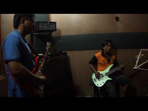 Bujang Senang instrumental cover.MP4