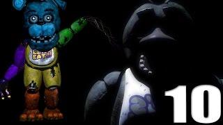 PLAYABLE ANIMATRONICS 10! - Gmod Five Nights At Freddy's Joy of Creation Pill Pack (Garry's Mod)