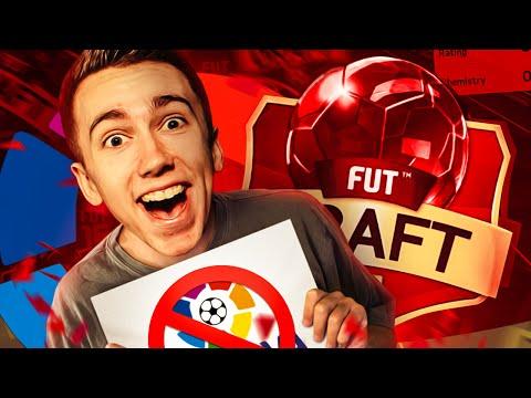 NO LA LIGA PLAYERS!!!! FIFA 16 FUT DRAFT!!