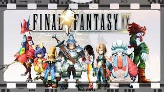 Final Fantasy IX HD (Game Movie) Full Story Supercut+Timestamps - Part 1/2