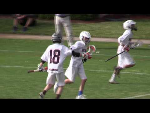 MIDDLE SCHOOL LACROSSE -  Benjamin Buccaneers vs. St. Andrew's Scots - 3/7/17