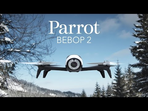Parrot BEBOP 2 Drone - Official Video (Launch)