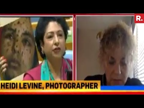 """Republic Speaks To Heidi Levine Who Photographed The """"Gaza"""" Picture"""
