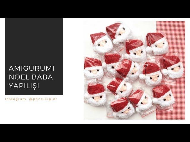 Amigurumi Noel Baba Nasıl Yapılır - Aktif Moda | 480x640