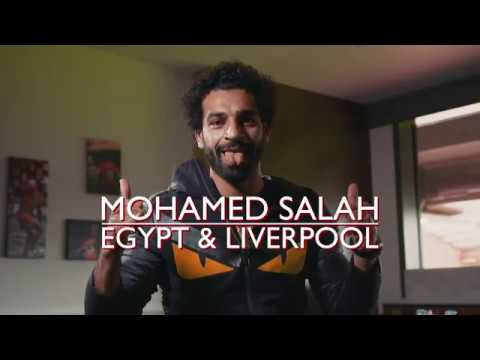 Mohamed Salah - BBC African Footballer of the Year award nominee