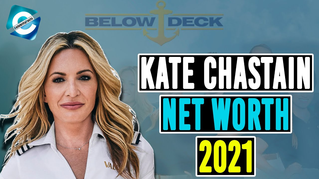 Download How much is Kate Chastain from Below Deck worth?