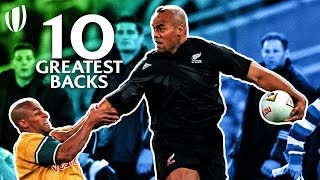 GREATEST Backs From The 90's | Lomu, Underwood & Campese