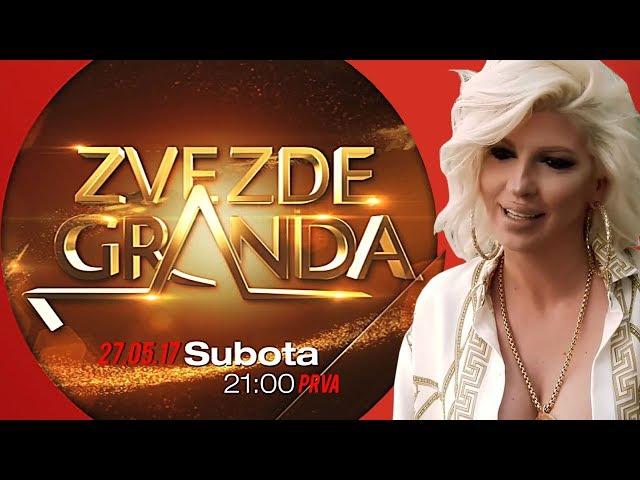 JELENA KARLEUSA // najava: Zvezde Granda / 27.05.17
