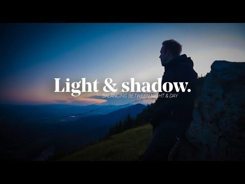 Light And Shadow - Landscape Photography Vlog | Velika Planina, Slovenia