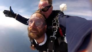 Tandem Skydive - Kurt Harris