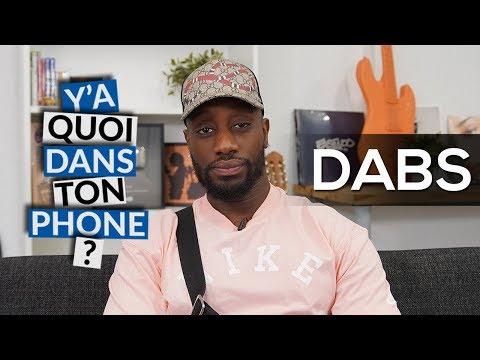 Youtube: DABS: sa playlist pour Y'a quoi dans ton phone?