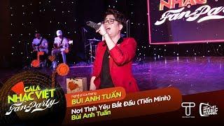 Nơi Tình Yêu Bắt Đầu - Bùi Anh Tuấn đồng ca cùng 1000 fan | Gala Nhạc Việt - Fan Party (Official)