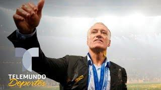 El hermetismo de Deschamps: de Benzema y Valbuena hasta Laporte | Telemundo Deportes