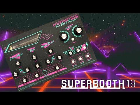 Dreadbox Hypnosis: мульти-эффектор (Superbooth19)