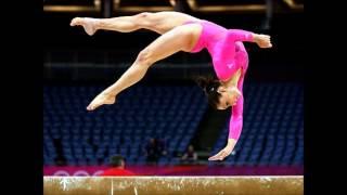 Gymnastics Floor Music Jordyn Wieber - Wild Dance - Ruslana