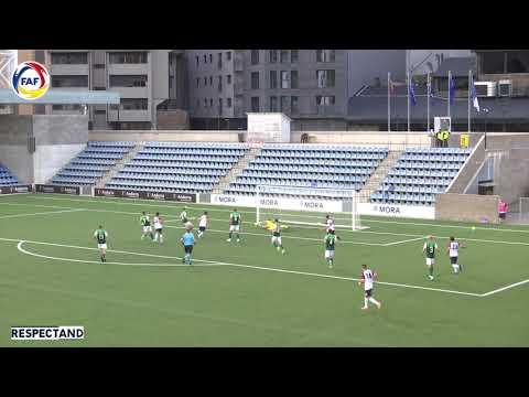 FC Santa Coloma Hibernian Goals And Highlights