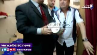 بالفيديو والصور.. الرقابة الإدارية: تشميع 22 صيدلية فى حملة حول الألبان المدعمة بكفرالشيخ