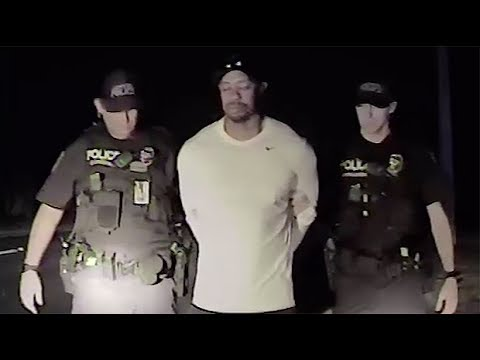 Tiger Woods struggles to walk straight in police video of arrest
