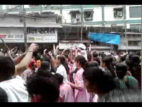 Mumbai cha raja .....chintamani maza