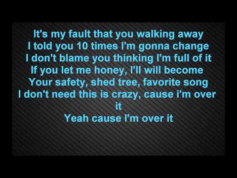 Over it ( The Crystal Method) Lyrics