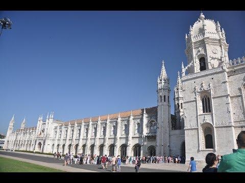 Jerónimos Monastery, Lisbon, Portugal 2017