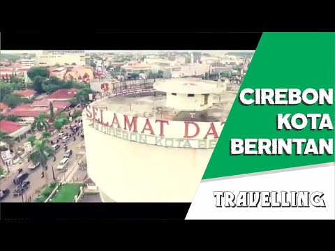 This is Cirebon City, West Java, Indonesia!