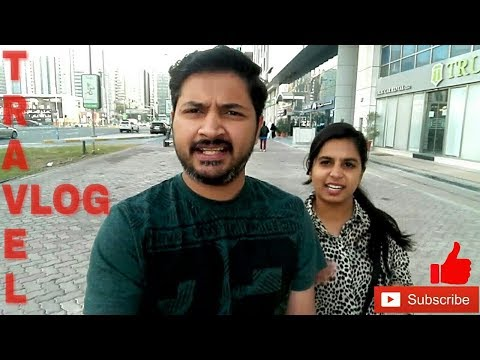 Abu Dhabi Corniche & Redbull air show - Travel Vlog