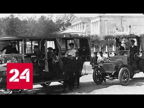 От 13 остановок до 11 тысяч: история московского автобуса