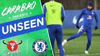Zappacosta's Cheeky Rondo Nutmeg! Erin Cuthbert On Fire in Training 🔥 | Chelsea Unseen