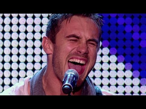 Joseph's Bootcamp performance - U2's With Or Without You - The X Factor UK 2012