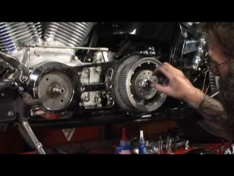 Installation of BDL Open Belt Drive - YouTube