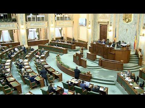 البرلمان الروماني يوافق على إقامة استفتاء مناهض لزواج المثليين…  - 14:54-2018 / 9 / 17