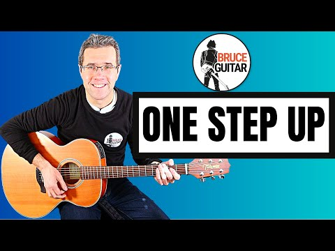 bruce-springsteen---one-step-up-guitar-lesson