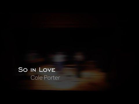 SO IN LOVE - Zibelhan DAGDELEN / Eren EKICI  (music By Cole PORTER)