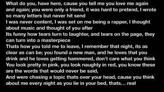 Witt Lowry- Move On lyrics