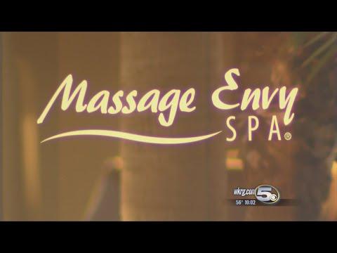Woman files lawsuit against Gulf Breeze Massage Envy