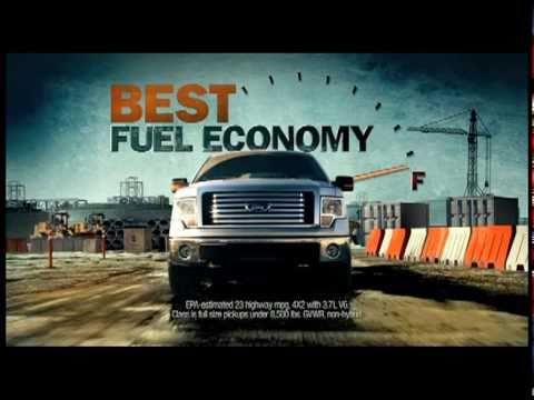 2011 Ford F-150 Commercial - YouTube